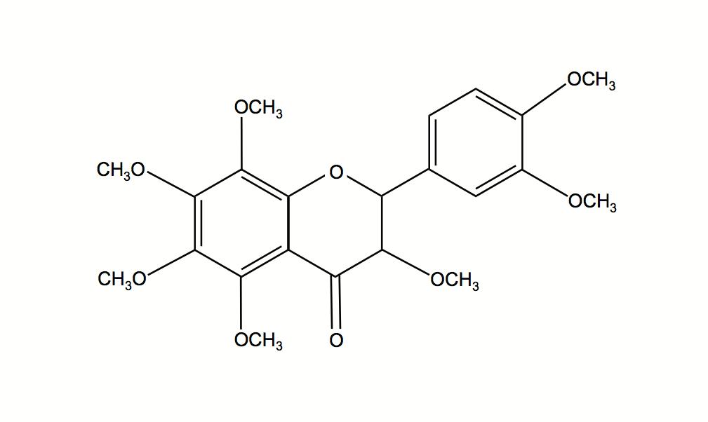 3,5,6,7,8,3′,4′-ヘプタメトキシフラボン